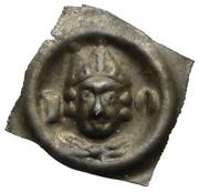 1 Pfennig - Johann I. von Chalon – avers