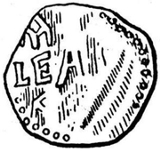 Denar - Theoderich – avers
