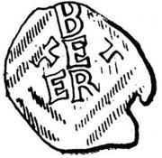 Denar - Berenguer de Wetterau – avers