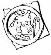 1 Pfennig - Peter I von Reichenstein – avers