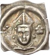 1 Pfennig - Gerhard von Vuippens – avers