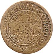 ½ batzen - Johann Conrad II – avers