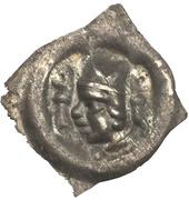 1 Pfennig - Johann III. von Vienne – avers