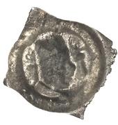 1 Pfennig - Johann III. von Vienne – revers