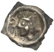 1 Pfennig - Johann II. Senn von Munsingen – avers