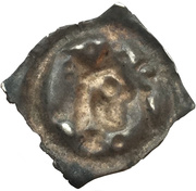 1 Pfennig - Johann II. Senn von Munsingen – revers
