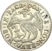 1 batzen - Johann Conrad II – avers