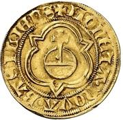 1 Goldgulden (Interregnum) -  avers