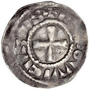 1 Denar - Ludwig IV. das Kind – avers
