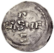 1 Denar - Ludwig IV. das Kind – revers