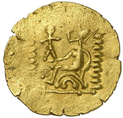 Stater (Kolchis imitation of Stater of Lysimachos) – revers