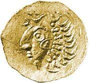 ½ Stater - Lysimachos (Kolchis imitation) – avers