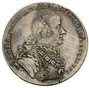 ½ Tallér - Károly Batthyány – avers
