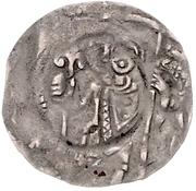 1 Pfennig - Heinrich XII. der Löwe – avers