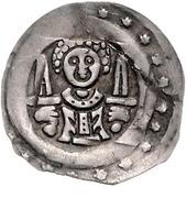 1 Pfennig - Ludwig I. der Kehlheimer – avers