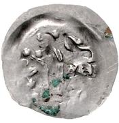 1 Pfennig - Otto II. der Erlauchte – revers