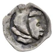 1 Pfennig - Ludwig II. der Strenge – avers