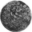 3 kreuzer Albrecht V – avers