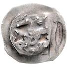 1 Pfennig - Rudolph I. der Stammler – revers