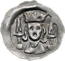 1 Pfennig - Ludwig IV. der Bayer – avers