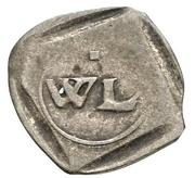 1 Pfennig - Wilhelm IV et Ludwig X – avers