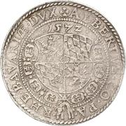 1 Guldenthaler - Albrecht V – avers