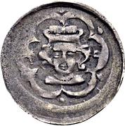 1 Pfennig - Johann II. – avers