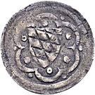 1 Pfennig - Johann II. – revers