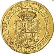 8 Ducat - Maximilian I – avers