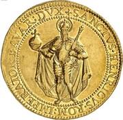 8 Ducat - Maximilian I – revers