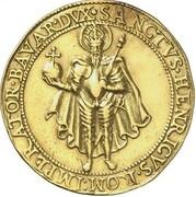 4 Ducat - Maximilian I – revers