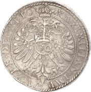 1 Guldenthaler - Albrecht V – revers