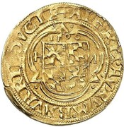 1 Goldgulden - Albert IV – avers