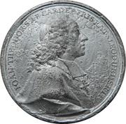 Médaille - Jean-Théodore de Bavière – avers