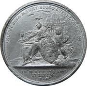 Médaille - Jean-Théodore de Bavière – revers