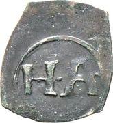 1 Pfennig (Vierschlag-Pfennig) - Albrecht IV. -  avers