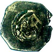 1 pfennig Ernst I. et Adolf (Munich) – revers