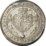 1 thaler Maximilian I – avers