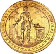 5 Ducat - Maximilian I – avers