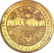 5 Ducat - Maximilian I – revers