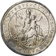 1 thaler Maximilian I – revers