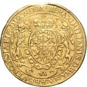 2 ducat Maximilian I – avers