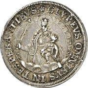 1/9 thaler Maximilian I – revers