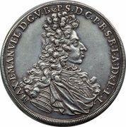1 Thaler - Maximilian II – avers