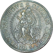 ½ Thaler - Maximilian I – revers