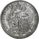 1 Konventionsthaler - Maximilian II – revers