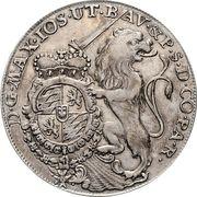 1 Konventionsthaler - Josef Maximilian III – avers