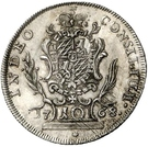 10 kreuzer - Maximilian III Joseph – revers