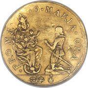 2 Ducat - Maximilian I – revers