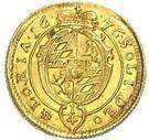 ¼ Ducat - Ferdinand Maria – revers